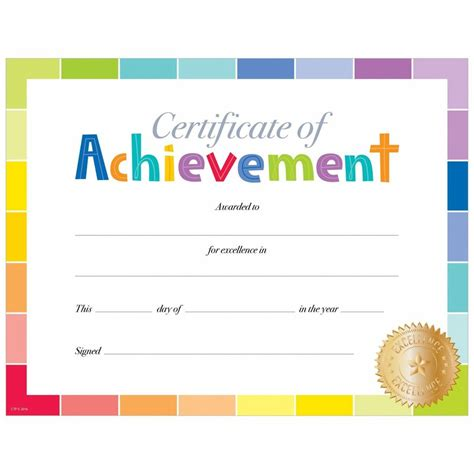 award templates award certificate template primary school new prin award