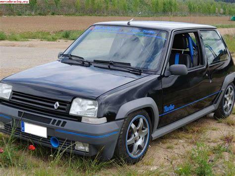 renault super 5 vendo renault super 5 turbo fase 1 venta de veh 237 culos y