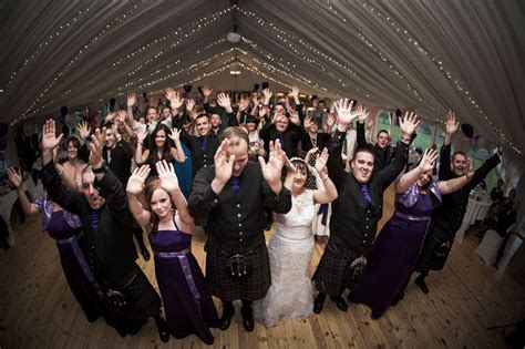 Wedding Hair Accessories Aberdeenshire by Purple Themed Aberdeenshire Wedding We Fell In