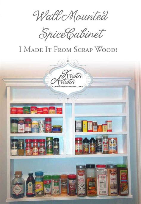 diy spice rack wall mounted best of the weekend miss celebration
