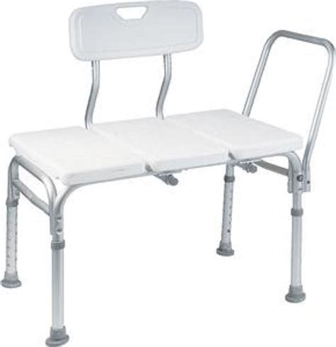 heavy duty bath tub shower transfer bench stool shower