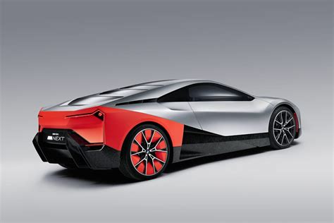 bmw vision m next revealed the future of bmw m sports cars