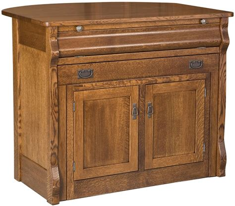 flanders kitchen island pull out table countryside amish