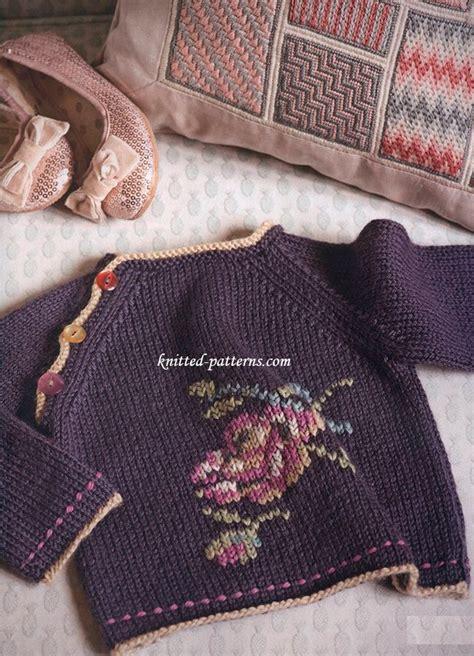 knitting pattern baby kimono sweater kimono rose free pattern 0 9 months knitting for
