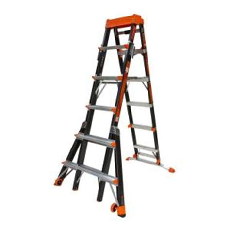 ladder systems select step 10 ft fiberglass