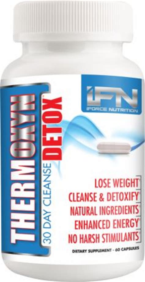 Best Detox Bodybuilding by Iforce Nutrition Thermoxyn Detox Is Get The Best Prices
