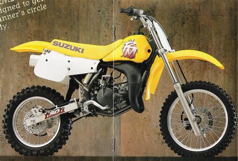 Suzuki Rm80 Specs 1994 Suzuki Rm 80 Pics Specs And Information