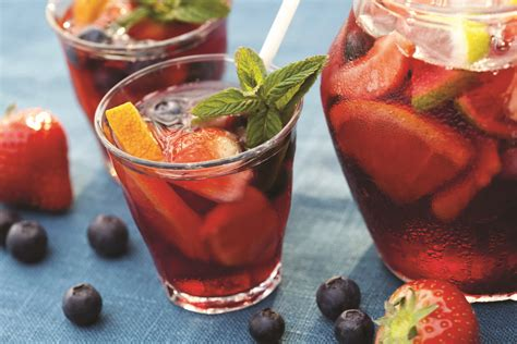 how to make a red wine sangria video central florida