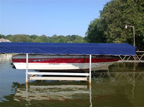 boat canopy instructions covertuff replacement canopy lift covers boat lovers direct