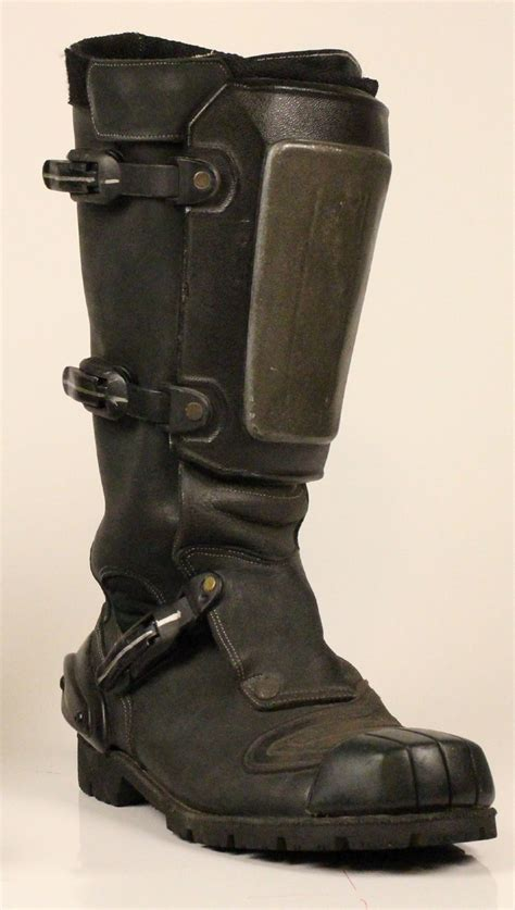 buy motorcycle boots 100 used motorcycle boots rectiligne size 7 5