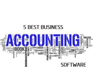 Mba In Accounting In India by 5 Best Business Accounting Software India
