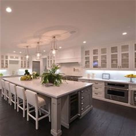 big kitchen island kitchens pinterest 1000 ideas about kitchen island seating on pinterest