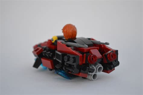 Lego Bike 1 lego ideas hover bike