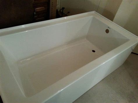 mirabelle bathtub mirabelle edenton from gardenweb looks great bath