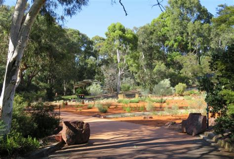 Australian National Botanic Garden Canberra S Green Spaces Places And Green Spaces In Canberra