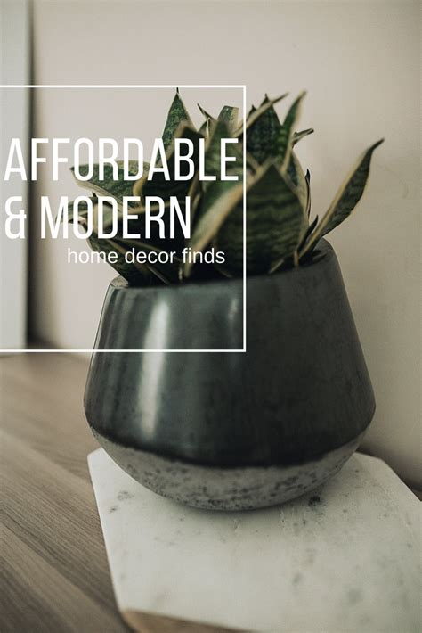 affordable modern home decor modern beautiful affordable home decor must haves