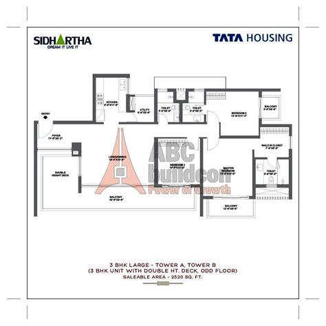 getaway floor plan tata gurgaon gateway floor plan floorplan in