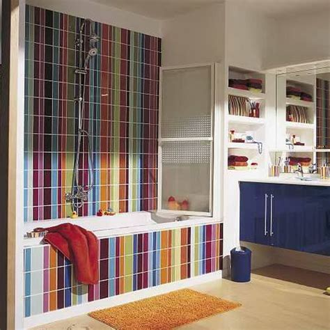 Colorful Bathroom Ideas by Colorful Bathroom Decorating Ideas Stylish