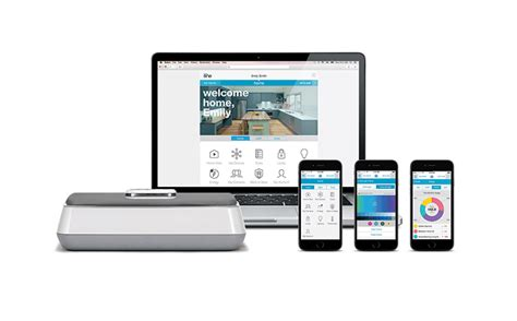 all in one connected solution for home security and