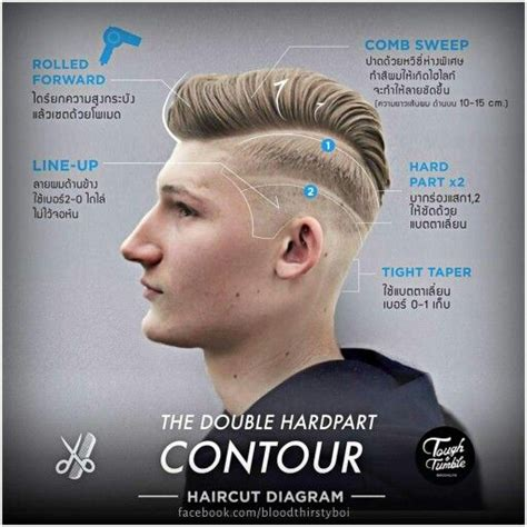 mens haircuts diagrams 17 best images about men s hair on pinterest english