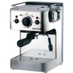 espresso machines for home dualit 84200 espressivo espresso machine in chrome home