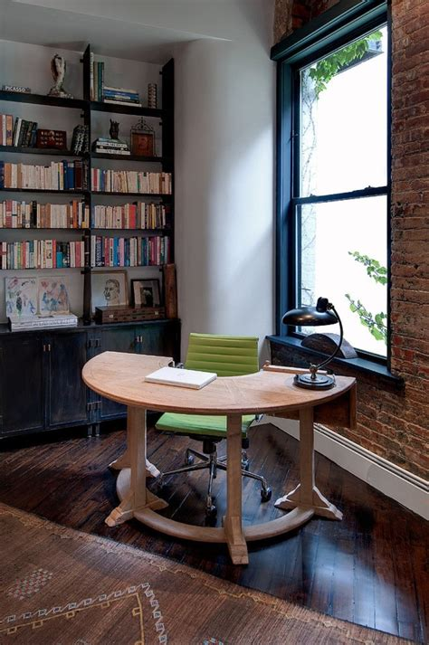 touch  office  perfect fixture   shaped desk design  firm  wise working