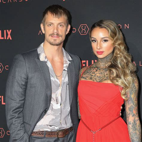 joel kinnaman still not a fan of squad tattoo from