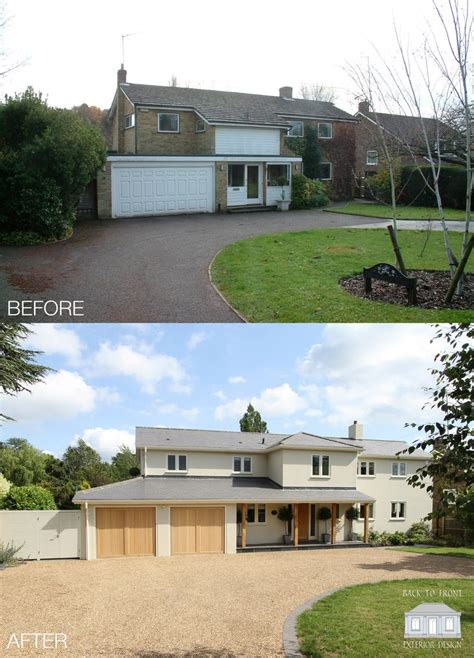 House Exterior Design Surrey 25 best ideas about exterior home renovations on
