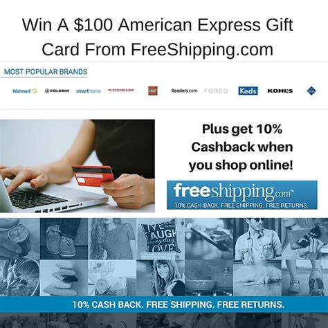 Amex Gift Card Online Shopping - freeshipping 100 amex gift card giveaway springguide