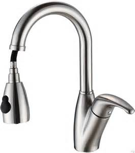 Kitchen Faucet Spray Head by Kraus Kpf2121sd20 Single Lever Pull Out Kitchen Faucet