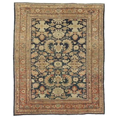Modern Style Rugs Antique Sultanabad Rug With Traditional Modern Style For Sale At 1stdibs