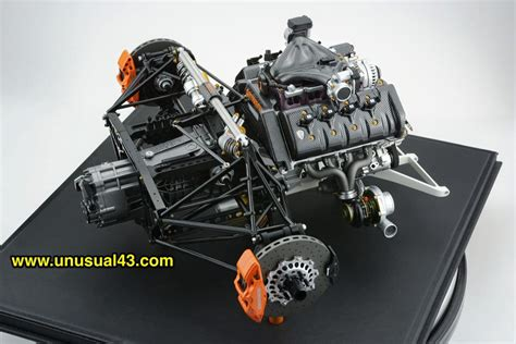 koenigsegg one engine frontiart 1 6 resin diecast international forum