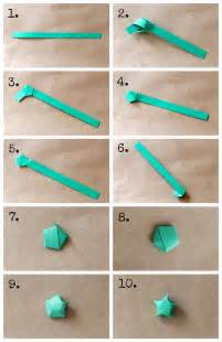 Origami Garland - best 25 origami ideas that you will like on