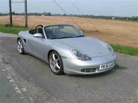 how does cars work 1997 porsche boxster transmission control porsche boxster 1997 2 5 manual with full mot fsh taxed feb 15 car for sale