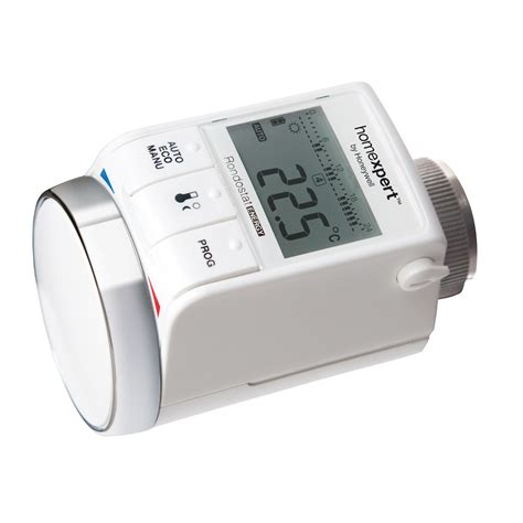Robinet Thermostatique Chauffage Central by T 234 Te Programmable De Radiateur Thermostatique Honeywell