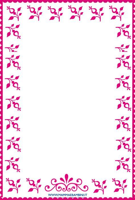 cornici da stare gratis colorate cornici per bigliettini 28 images biglietto con