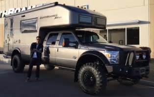 Ford Earthroamer Mayer Gets Earthroamer Xv Lts For Has Big