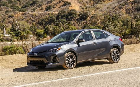 2017 Corolla Sport by Toyota Corolla Gains Minor Styling Tech For 2017