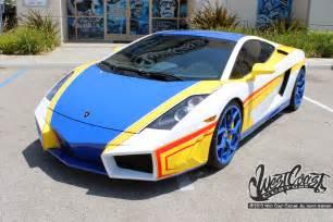 West Coast Customs Lamborghini Showroom Builds The World West Coast