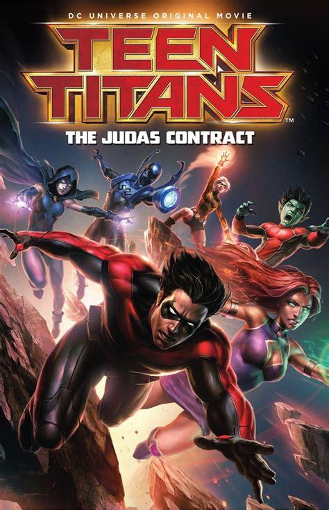 teen titans  judas contract dvd release date redbox