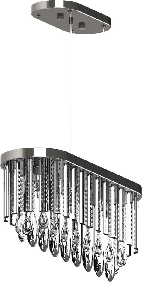 Halogen Kitchen Lighting Eglo 93424a Calaonda Chrome Halogen Kitchen Island Light Fixture Egl 93424a
