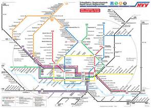 Us Metro Map by Metro Map Of Hamburg Metro Maps Of Germany Planetolog Com