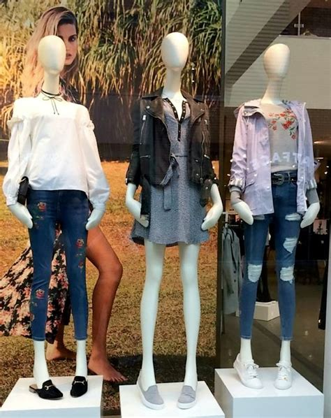 Topshop Comes To America by Anger As Topshop Child Mannequins Look Like Famine