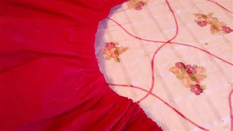 Como Realizar Una Falda De Papel Crepe | c 243 mo hacer una falda de papel crep 233 youtube