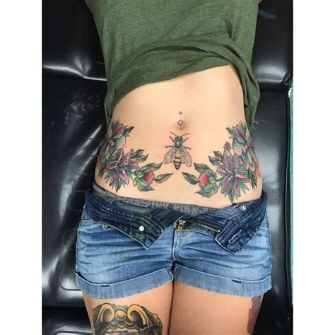 tattoo infection period 75 gorgeous stomach tattoos designs meanings 2018
