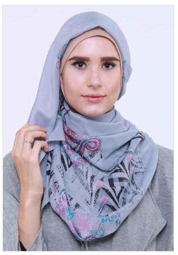 Aneka Pilihan Warna Lontorso 2 aneka pilihan model jilbab modern agar til lebih muda