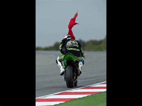 Supersport Motorrad Kawasaki by Kawasaki Supersport Weltmeister 2012