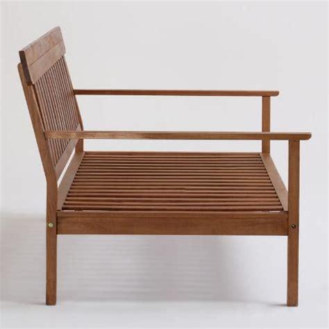 deep bench catalina occasional deep bench frame world market