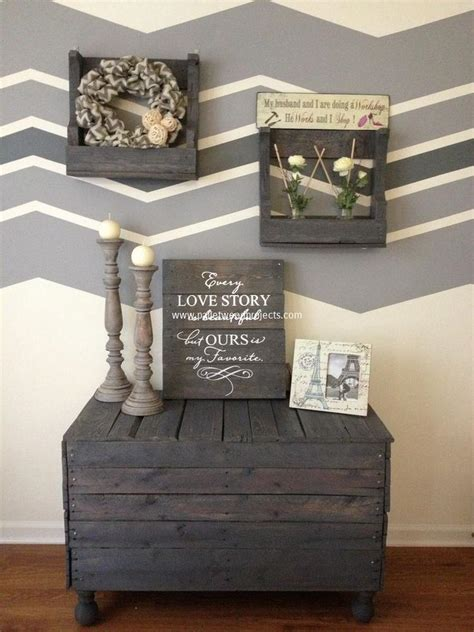 wooden pallet projects diy amazing diy projects to upcycle wooden pallets pallet