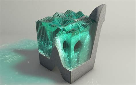 in glass creating glass sculptures in cinema 4d greyscalegorilla